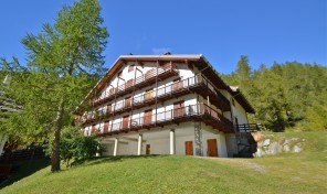 USEFUL ONE BEDROOM FLAT IN MONTEROSA SKI RESORT