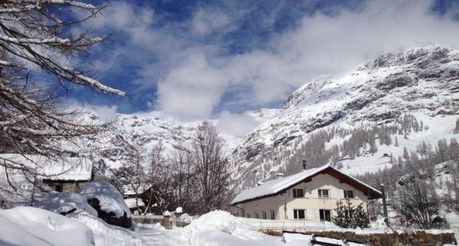 Vista invernale