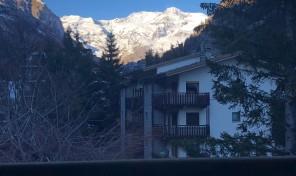 Vista balcone Nord